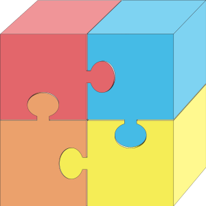 Puzzle_Pieces_3_Vector_Clipart